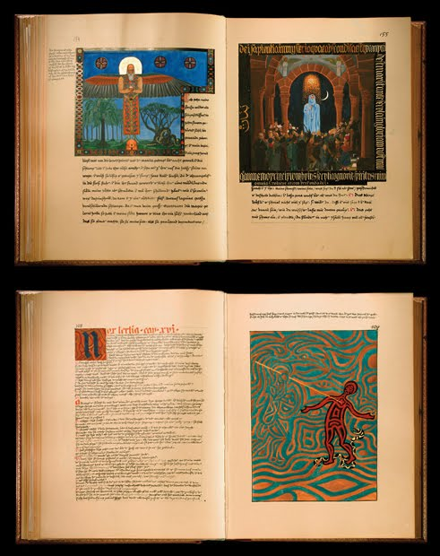 Pages from The Red Book